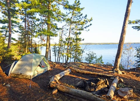 With summer approaching fast, you'll want to check out this list: 50 Things To Bring Camping.