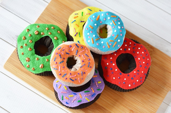 Craft Create Cook Crafts For Kids Easy Donuts Craft Create Cook