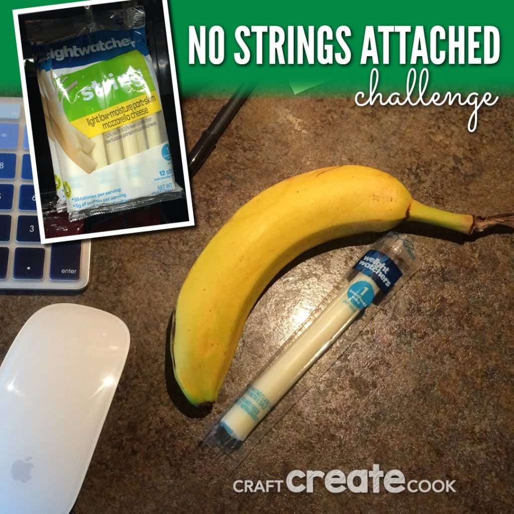 With only 50 calories, Weight Watchers Light Mozzarella String Cheese is my go-to snack choice every day!