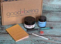 If you're looking for non-toxic and natural beauty products, Goodbeing is the perfect choice for you.