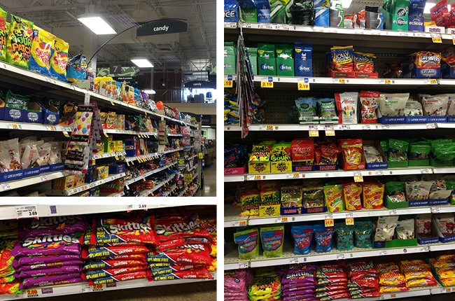 find skittles candies at your local kroger store