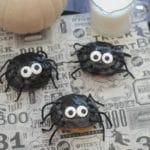 Cinnamon Roll Spiders