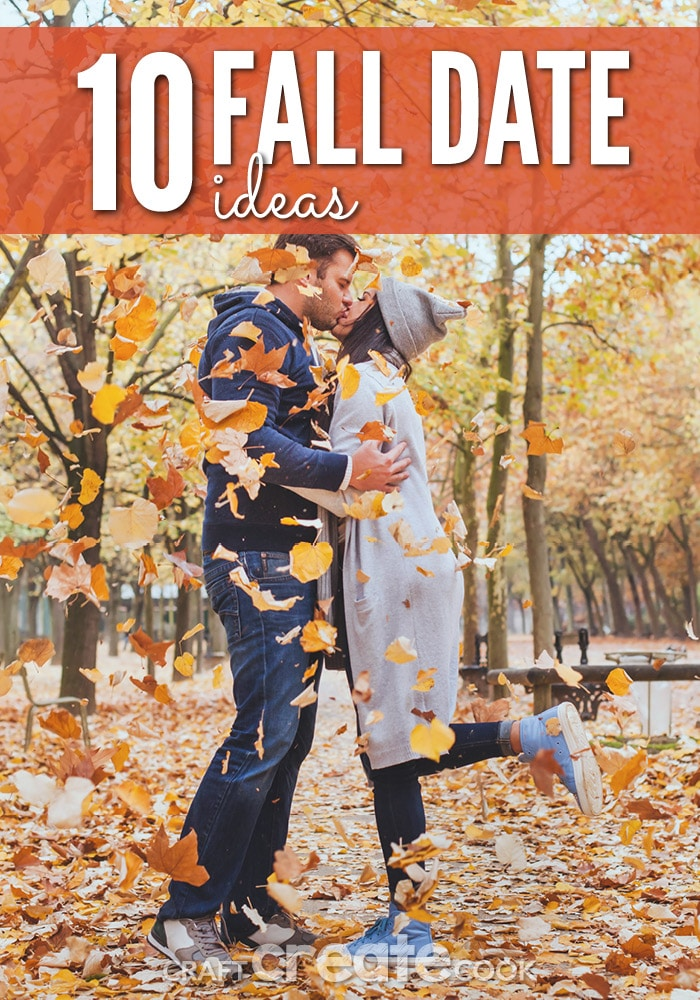 If you're tired of your regular ol' dinner and a movie for your date nights, check out our 10 Fall Date Ideas and fall back in love one date at a time.