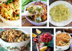 These delicious side dishes are perfect for Thanksgiving!