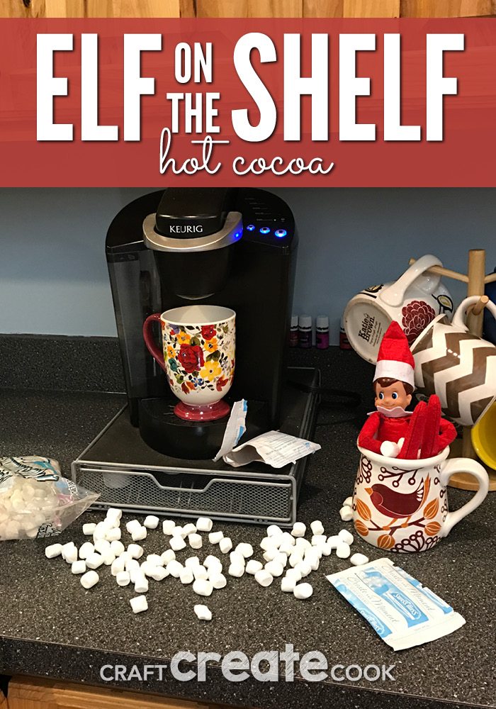 Looking for easy Elf on the Shelf ideas? These ideas are fun and don't take a whole lot of time!