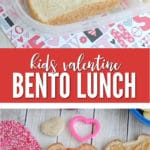Surprise your children with an easy Kids Valentine Bento Lunch