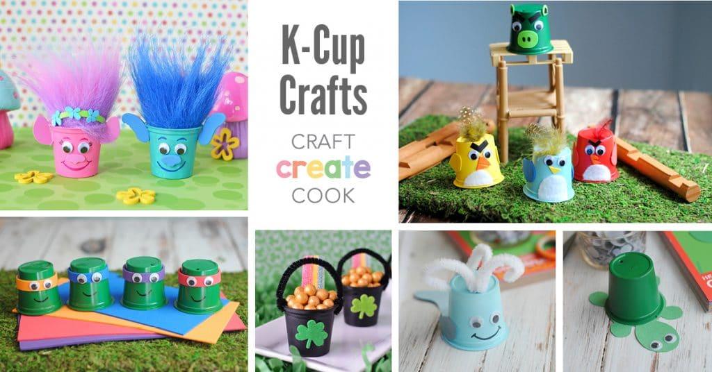 Craft Create Cook K Cup Crafts Craft Create Cook