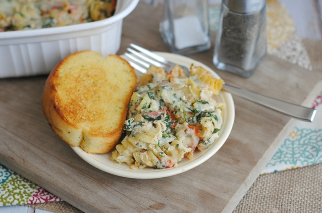 Looking For An Easy Leftover Meal This Meatless Baked Pasta Is Perfect Using Up