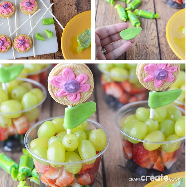 These better-for-you fruit cups will be a big hit at your next party or school event!