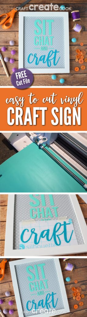 Make your own vinyl crafts with Silhouette