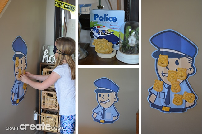 Looking for police birthday party ideas? We've got an easy and fun place for all your party ideas!