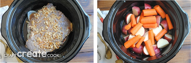 Slow cookers aren't just for winter, enjoy our easy and delicious slow cooker beef roast on busy summer evenings!