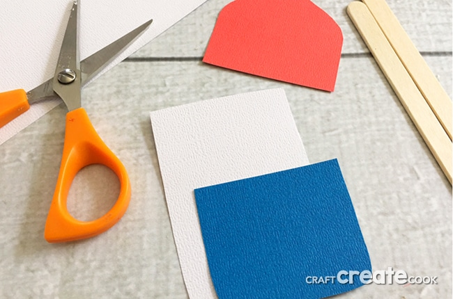 Our Father's Day Craft for Kids is perfect if you're looking for a cute and easy Father's Day gift.