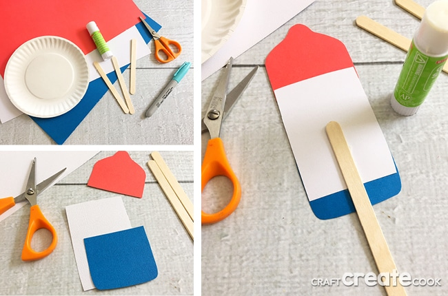 Our Father's Day Craft for Kids to Make is perfect if your looking for a cute and easy Father's Day gift.