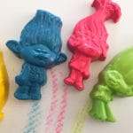 Make Your Own Trolls Crayons
