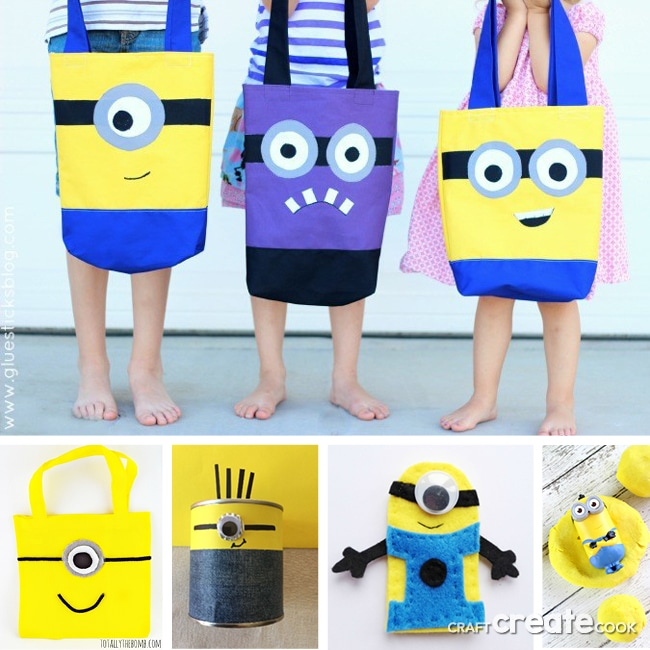 Minion Crafts Part - 39: Love Minions? These 25 Mega Minion Crafts Are Perfect For Any Minion Fan!