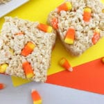 Candy Corn Rice Krispies