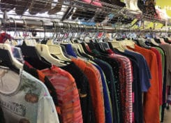 Learn How to Thrift Shop Like a Pro and make your pocket book happy with our 9 simple tips.
