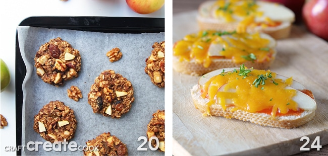 24 Apple Recipes to Make this Fall!