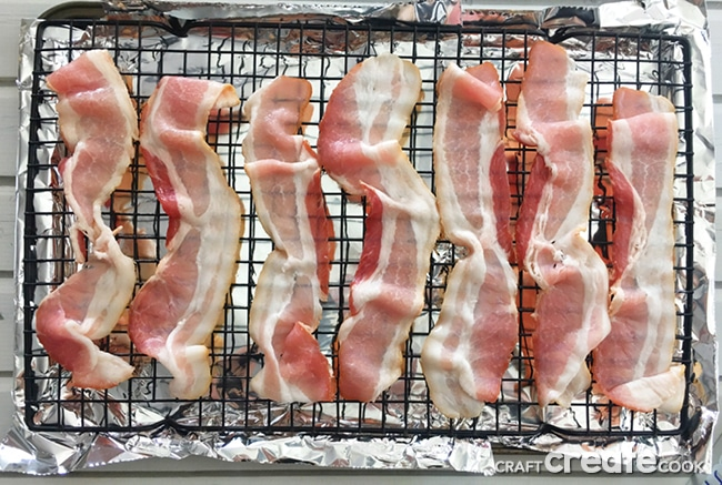 Learn How to Cook Bacon in the Oven with these simple steps.