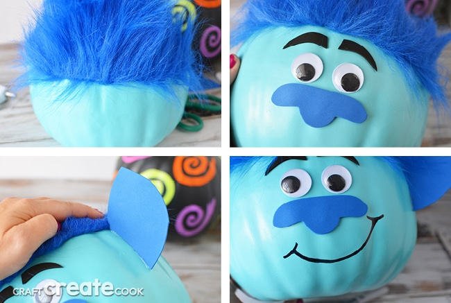 Troll Pumpkins will make you want to sing and dance this Halloween!