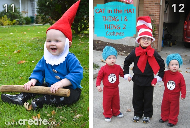 Our list of 25 DIY Creative Kids Halloween Costumes is perfect for Halloween!  sc 1 st  Craft Create Cook & Craft Create Cook - 25 DIY Creative Kids Halloween Costumes - Craft ...