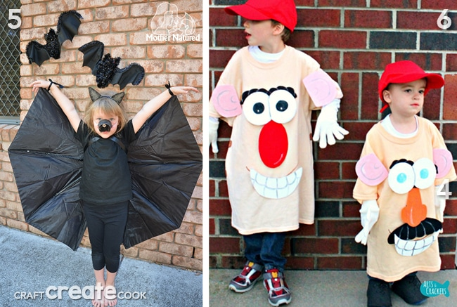 25 DIY Creative Kids Halloween Costumes  sc 1 st  Craft Create Cook & Craft Create Cook - 25 DIY Creative Kids Halloween Costumes - Craft ...