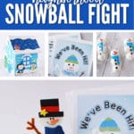 When the temperatures drop and Santa has gone home, it's time for a Neighborhood Snowball Fight!