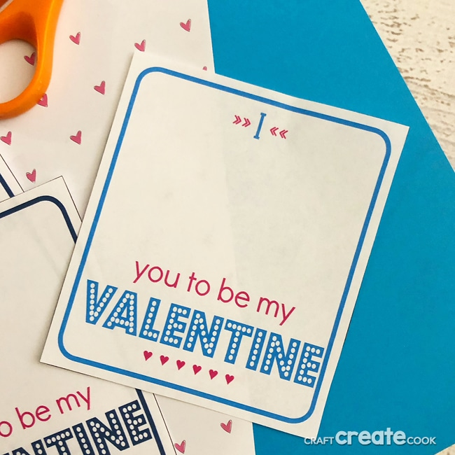 If you Mustache I love Valentine's Day and our Mustache Valentine Cards with a Free Printable.