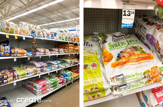 Purina® makes some amazing Real Meat and Grain Free Dog Food Your Pup Will Love, check out our journey through Meijer while we searched for the perfect one.