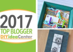 Craft Create Cook Named Top Blogger of 2017
