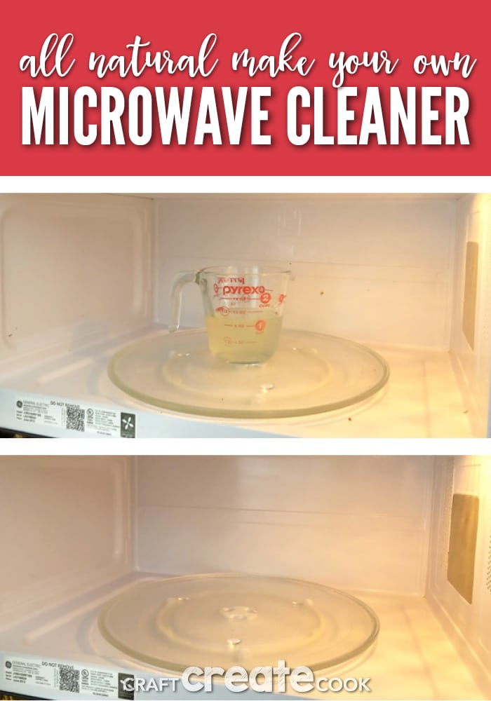 Our All Natural Microwave Cleaner will have your microwave clean without any harsh chemicals.