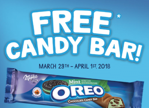 OREO Chocolate Candy Giveaway