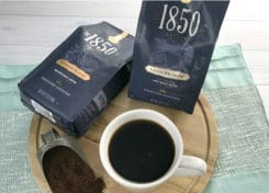 Take a few minutes and enjoy that cup of 1850 Brand Coffee and a few self care tips for moms!