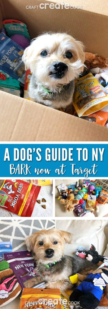 Everyone has heard of BarkBox but did you know they now have a whole line available at Target?