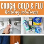 It's that time of year when you need to be prepared with these cough, cold & flu solutions to help spread holiday cheer!