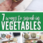 Keep that New Year's resolution with our 7 ways to sneak in vegetables ideas!