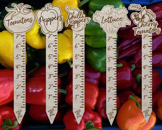 Custom Garden Tags